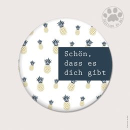 AH17 — Claire Hennen — Magnets ronds 5.6 cm English/German
