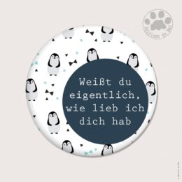 AH25 — Claire Hennen — Magnets ronds 5.6 cm English/German