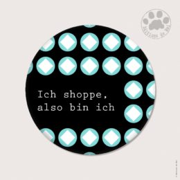 AH26 — Claire Hennen — Magnets ronds 5.6 cm English/German