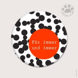 AH35 — Claire Hennen — Magnets ronds 5.6 cm English/German
