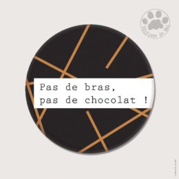 CH27 — Claire Hennen- Cartes à graines, magnets, badges, cartes, — Magnets ronds 5.6 cm