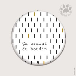 CH04 — Claire Hennen- Cartes à graines, magnets, badges, cartes, — Magnets ronds 5.6 cm