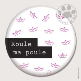 BG12 — Claire Hennen- Cartes à graines, magnets, badges, cartes, — Badges 45 mm
