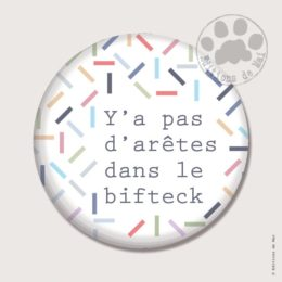 BP03 — Claire Hennen- Cartes à graines, magnets, badges, cartes, — Badges 38 mm