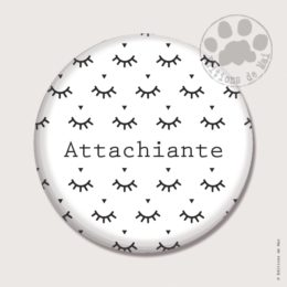 BP06 — Claire Hennen- Cartes à graines, magnets, badges, cartes, — Badges 38 mm