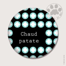 BP07 — Claire Hennen- Cartes à graines, magnets, badges, cartes, — Badges 38 mm