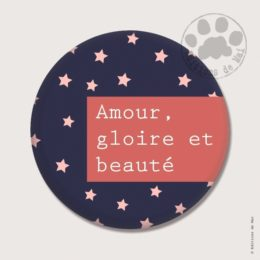 BP19 — Claire Hennen- Cartes à graines, magnets, badges, cartes, — Badges 38 mm