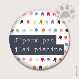 BP23 — Claire Hennen- Cartes à graines, magnets, badges, cartes, — Badges 38 mm