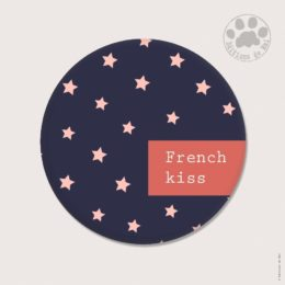 CH60 — Claire Hennen- Cartes à graines, magnets, badges, cartes, — Magnets ronds 5.6 cm