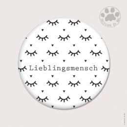 WAH11 — Claire Hennen — Magnets ronds 5.6 cm English/German