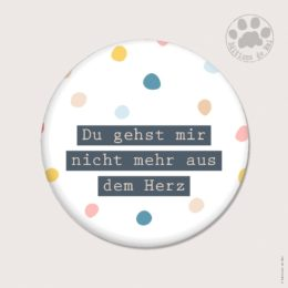 WAH20 — Claire Hennen — Magnets ronds 5.6 cm English/German