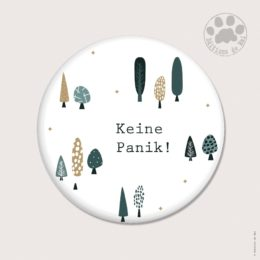 WAH 54 — Claire Hennen- Cartes à graines, magnets, badges, cartes, — Magnets ronds 5.6 cm English/German